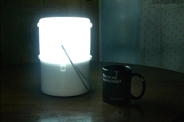 La lampada di sale: linvenzione che cambierà la vita di molte famiglie