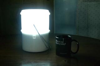 La lampada di sale: l'invenzione che cambierà la vita di molte famiglie