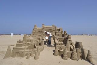Come costruire il castello di sabbia perfetto? Renzo Piano ve lo spiega