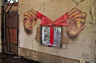 Interventi urbani: quando la street art interagisce con la città