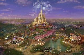 Disney apre a Shanghai: ecco come sarà il nuovo parco a tema Disney della Cina