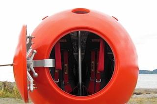 Survival Capsule, la capsula per sopravvivere ad uno tsunami