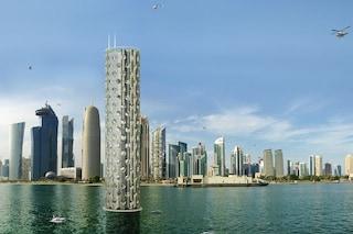 Ecco come far entrare un'intera città in un solo grattacielo