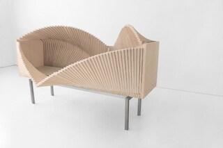 Wave Cabinet: l'armadio infinitamente trasformabile