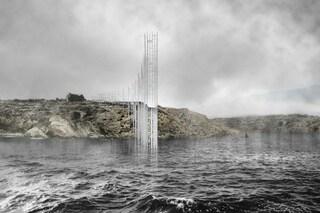 Costa Concordia: un ponte verso l'infinito per ricordare il disastro