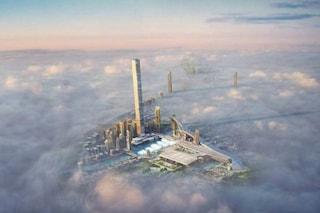 Vivere al top: a Dubai sorgerà la torre residenziale più alta del mondo