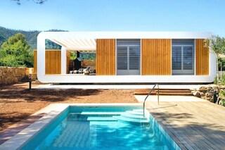 Abitazioni 3.0: ecco la prima casa ecologica che si controlla con uno smartphone