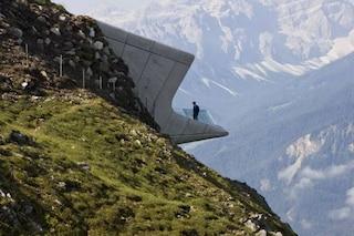 Museo da vetta: arte a più di 2200 metri d'altezza