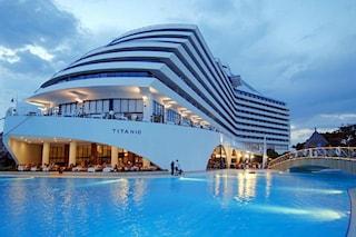 Turchia: il Titanic diventa un hotel ma senza rischio naufragio