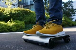 Walkcar: ecco il primo veicolo elettrico che entra in uno zaino