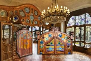 Italia: ritrovato l'ascensore di Casa Batllò di Gaudì