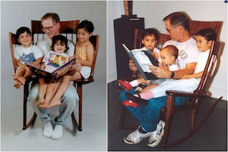 Storytime Rocking Chair: la prima sedia familiare per le fiabe della buonanotte