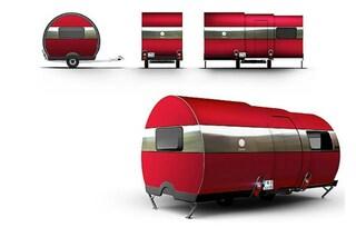 Viaggiare comodi: ecco il primo camper che si allunga con un pulsante