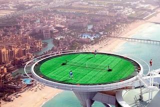 I 10 campi da tennis più spettacolari del mondo