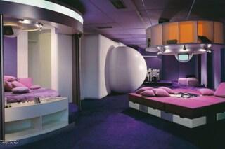 Sembra una casa del futuro ma ha più di 40 anni: ecco la capsula del tempo di Joe Colombo