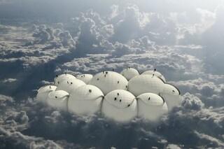 Camminare sulle nuvole: ecco il nuovo modo di viaggiare