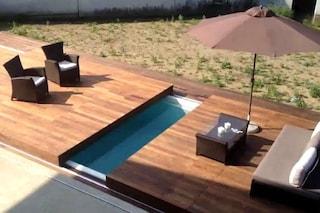 Poolwalk, la prima piscina che scompare sotto il pavimento