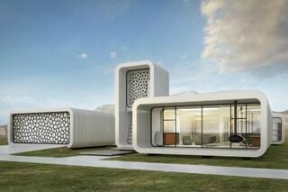 Dalla Cina alla Luna: ecco i più incredibili edifici stampati in 3D