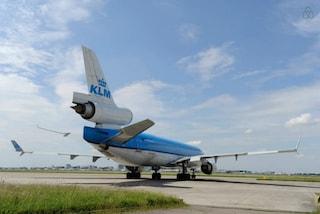 Da jet in disuso ad hotel di lusso: Airbnb e KLM realizzano un'incredibile trasformazione