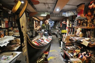 È a Venezia la libreria più strana del mondo