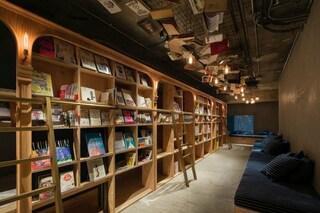 Tokyo: ecco il primo hotel per gli amanti della lettura