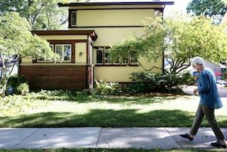 Pensionata scopre che la sua casa vale una fortuna: a disegnarla fu Frank Lloyd Wright