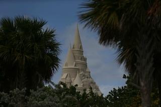 Florida: ecco il castello di sabbia più alto del mondo