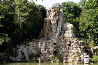 Firenze: il Colosso dell'Appenino nasconde un segreto