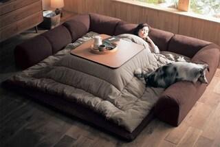 Vivere nel letto: ecco la nuova tendenza che viene dal Giappone