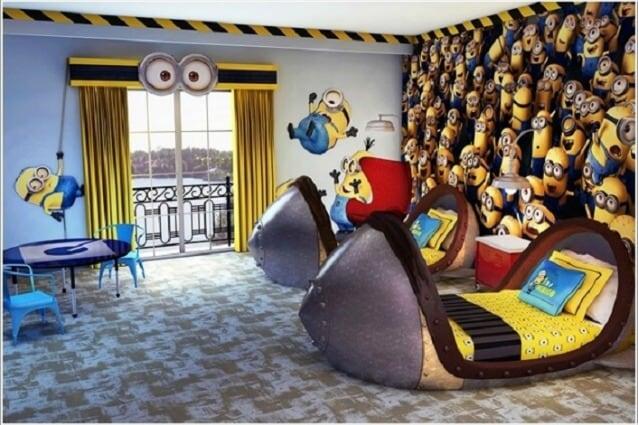 Idee Creative Casa : Come arredare casa con i minion idee creative ed ecomiche