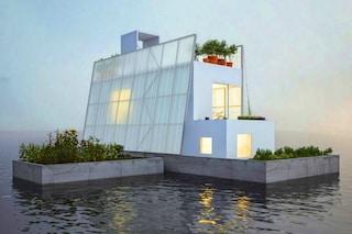 Floating House: la prima casa che si scarica online e si realizza gratuitamente