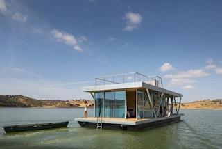 Floatwing: la prima casa galleggiante che funziona ad energia solare