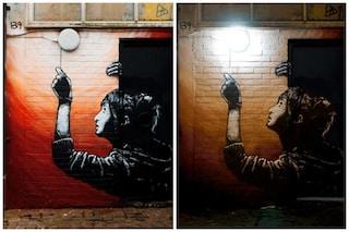 I murales prendono vita: ecco l'arte di A.L. Crego