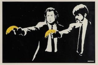 Banksy in vendita: all'asta i lavori del più famoso street artist del mondo