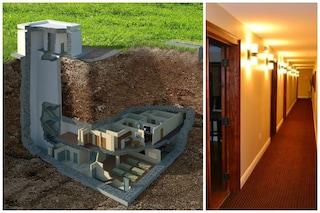 Da bunker a villa di lusso: ecco la casa dove non verrete mai derubati