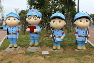 Cina: il Comunismo diventa un parco divertimenti a tema