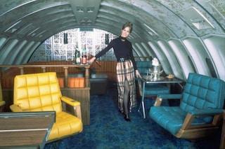 Aerei vintage: quando viaggiare era una questione di glamour