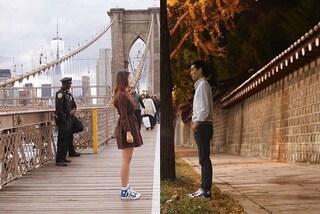 Legati da una foto: quando l'arte unisce anche un amore a distanza