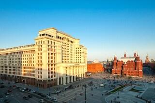 Mosca: l'albergo di Stalin rinasce come hotel di lusso Four Seasons