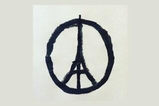 Attentati di Parigi: la strage attraverso le immagini di artisti da ogni parte del mondo