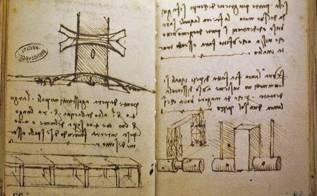 Il progetto di Leonardo da Vinci per il Ponte sul Bosforo