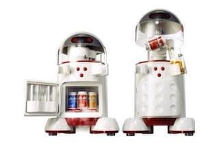 Asahi Robocco BeerBo: dal Giappone arriva il primo robot che serve la birra