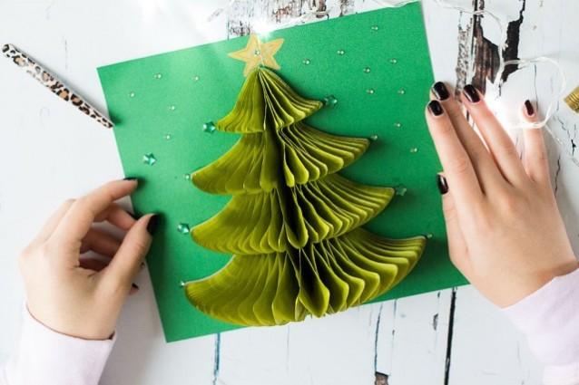 Come Creare Biglietti Di Natale.Natale Last Minute Come Creare Originali Biglietti Di Auguri
