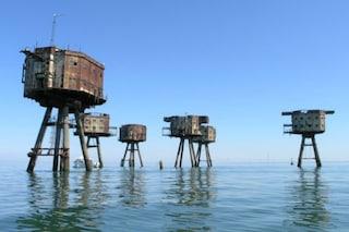 Da costruzioni fantasma a resort di lusso: ecco il destino delle Fortezze Maunsell