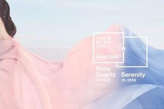 Pantone: il Colore del 2016 è il Rosa Quarzo e Serenità