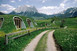 Come costruire una casa hobbit in soli 3 giorni