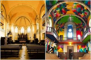 Kaos Temple: benvenuti nella prima chiesa diventata uno skatepark pubblico