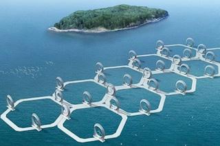 3 volte più potenti delle normali turbine: ecco il futuro dell'energia eolica