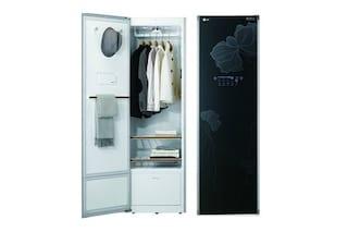 LG Styler: ecco l'armadio che lava e stira i vestiti