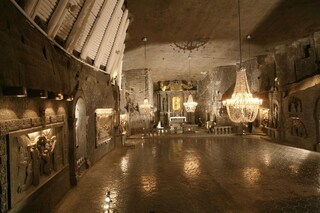 Cracovia: benvenuti nella Cattedrale scolpita interamente nel sale